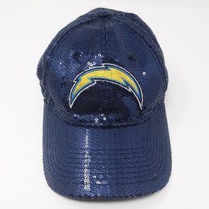NFL 🏉 New Era PINK Victoria's Secret Chargers Hat